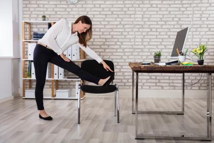 6 easy exercises to keep you feeling energized